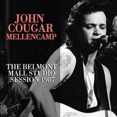 The Belmont Mall Studio Session 1987 - 1