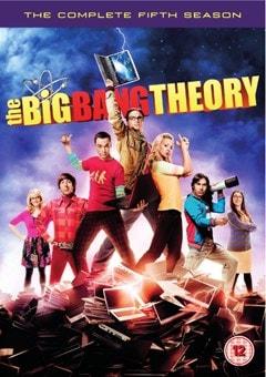 The Big Bang Theory: The Complete Fifth Season - 1