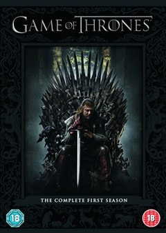 Game of Thrones: The Complete First Season - 1