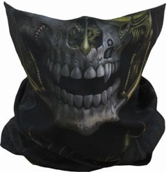 Steam Punk Reaper Face Covering - 1