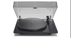 Pro-Ject Primary E Phono Black Turntable and Jamo DS4 Speakers - 2