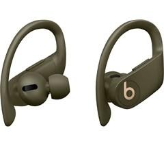 Beats By Dr Dre Powerbeats Pro True Wireless Moss Green Earphones - 1