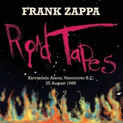Road Tapes: Kerrisdale Arena, Vancouver B.C., 25 August 1968 - 1