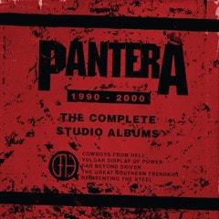 The Complete Studio Albums: 1990-2000 - 1