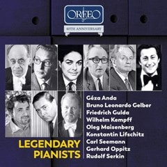 Legendary Pianists - 1