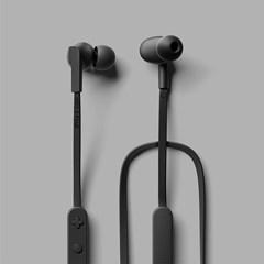 Jays T-Four Black Bluetooth Earphones - 2
