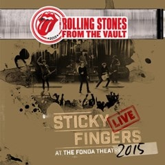 The Rolling Stones: From the Vault - Sticky Fingers Live At... - 1