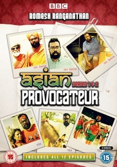 Asian Provocateur: Series 1 & 2 - 1