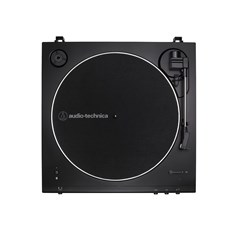 Audio Technica AT-LP60XBT White Bluetooth Turntable - 3