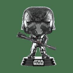 Chrome Knight of Ren: War Club (332) Rise of Skywalker: Star Wars Pop Vinyl - 1