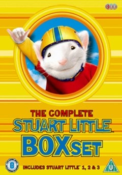 Stuart Little 1-3 - 1