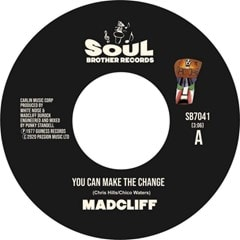 You Can Make the Change/What the People Say About Love - 1