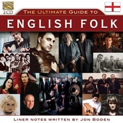 The Ultimate Guide to English Folk - 1