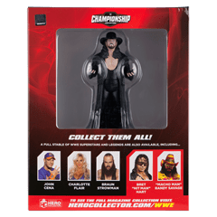 The Undertaker: WWE Championship Figurine: Hero Collector - 3