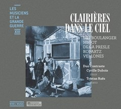 Duo Contraste: Clairieres Dans Le Ciel - 1