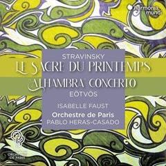 Stravinsky: Le Sacre Du Printemps/Eotvos: Alhambra Concerto - 1