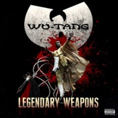 Legendary Weapons - 1