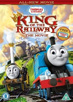 Thomas & Friends: King of the Railway - 1