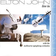 Live in Australia With the Melbourne Symphony Orchestra - 1