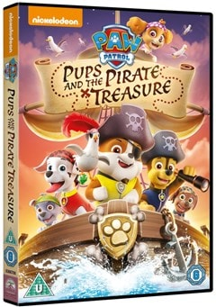 Paw Patrol: Pups and the Pirate Treasure - 2