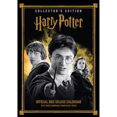 Harry Potter: A3 Deluxe 2021 Calendar - 1