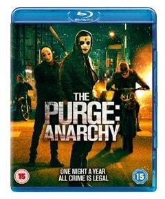 The Purge: Anarchy - 1