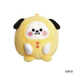 Chimmy Baby Pong Pong: BT21 Soft Toy - 1