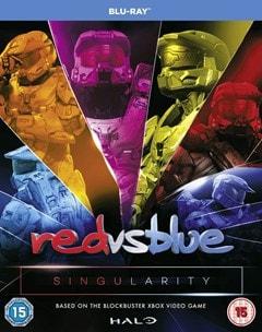 Red Vs Blue: Singularity - 1
