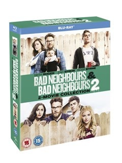 Bad Neighbours/Bad Neighbours 2 - 2