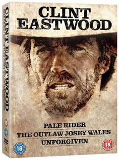 Pale Rider/The Outlaw Josey Wales/Unforgiven - 1