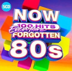 Now 100 Hits: Even More Forgotten 80s - 1