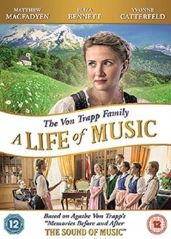 The Von Trapp Family: A Life of Music - 1