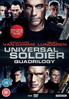 Universal Soldiers Quadrilogy - 1
