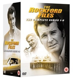 The Rockford Files: The Complete Series 1-6 - 2
