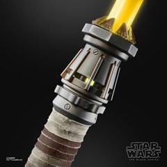 Rey Skywalker: Star Wars Black Series  Force Fx Elite Lightsaber - 9