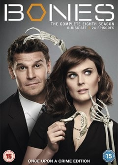 Bones: The Complete Eighth Season - 1