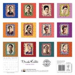 Frida Kahlo Square 2022 Calendar - 3
