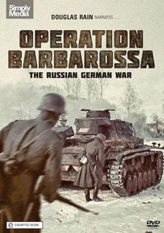 Operation Barbarossa - The Russian/German War - 1