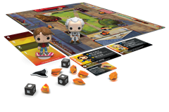 Funkoverse: Back To The Future - 100 Expandalone Strategy Game - 2