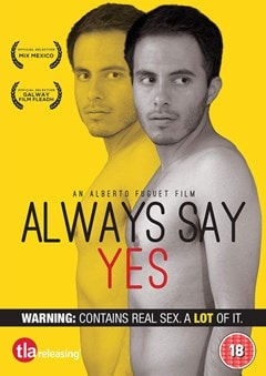 Always Say Yes - 1