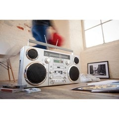 GPO Brooklyn Portable Boombox - 5