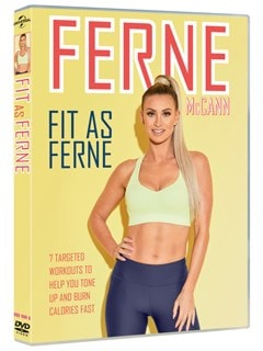 Fit As Ferne - 2