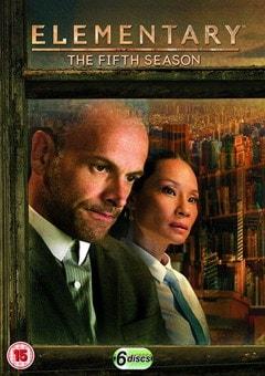 Elementary: The Fifth Season - 1
