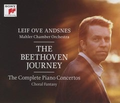 Leif Ove Andsnes: The Beethoven Journey: The Complete Piano Concertos/Choral Fantasy - 1