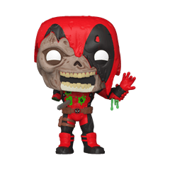 Zombie Deadpool (661) Marvel Zombies Pop Vinyl - 1