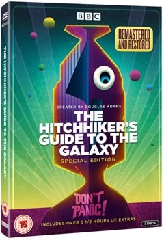 The Hitchhiker's Guide to the Galaxy: The Complete Series - 4