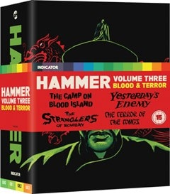 Hammer: Volume Three - Blood and Terror - 1