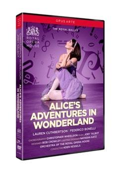 Alice's Adventures in Wonderland: The Royal Ballet (Kessels) - 2