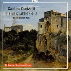 Gaetano Donizetti: String Quartets 4-6 - 1