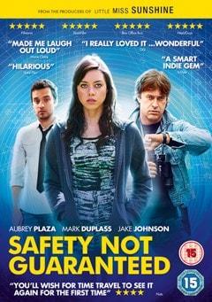 Safety Not Guaranteed - 1